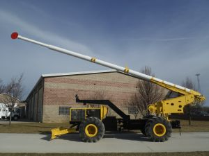 2004 KERSHAW SKYTRIM 75 FT WORK HEIGHT ARTICULATING BOOM
