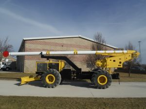 2003 KERSHAW SKYTRIM 75 FT ARTICULATING BOOM