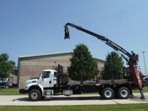 Bucket Trucks, Boom Trucks, & Dump Trucks For Sale