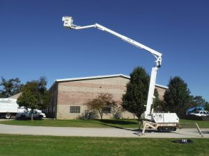 MAN LIFT MANUFACTURING 78 FT WORK HEIGHT A73TDI AERIAL LIFT