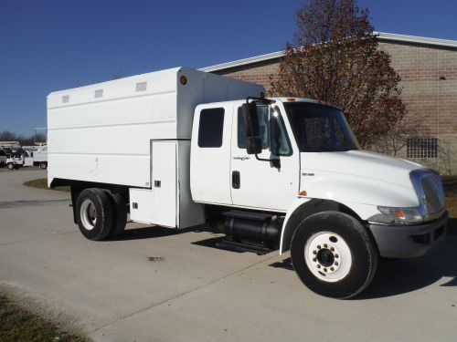 2008 INTERNATIONAL 12X6 HIGH CAPACITY CHIP TRUCK