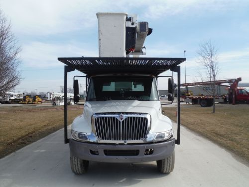 2006 INTERNATIONAL 11' ARBOTECH 60' WORK HEIGHT TEREX HI-RANGER - BUCKET TRUCK
