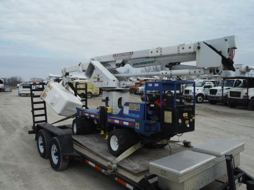 2006 SKY LIFT MINI ARBORIST 42' WORK HEIGHT TEREX HI-RANGER LT38P