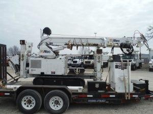 2012 ALTEC DB 37 TRACK DIGGER DERRICK 37' SHEAVE HEIGHT