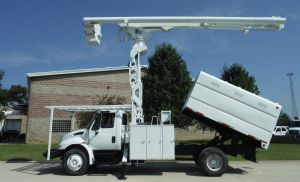 Bucket Trucks, Forestry Trucks & Off Road Equipment