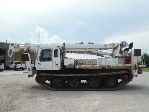 2002 LAURIN SOFT TRACK AT-15 TXL ALL TERRAIN 60' SHEAVE HEIGHT ALTEC D4060-TR