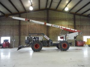2012 KERSHAW SKY TRIM 75-G2 75' WORK HEIGHT TELESCOPIC BOOM