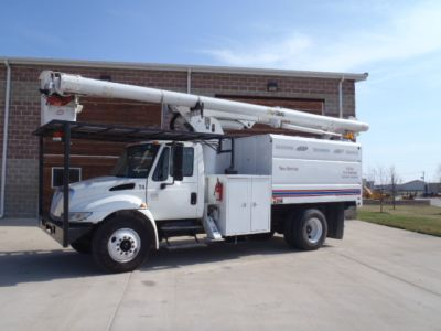 Light Duty Bucket Trucks
