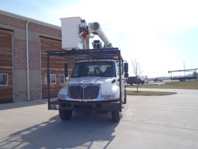 Heavy Duty Bucket Trucks