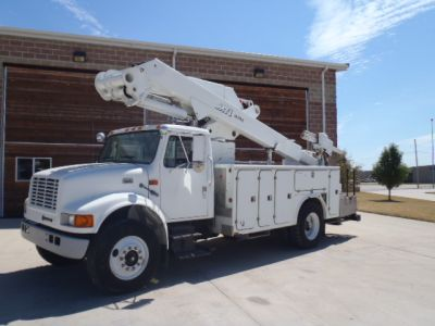 Buy Used Bucket Trucks