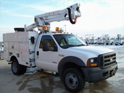 Altec Light Duty Bucket Trucks